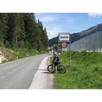 Imagen 1 de Tanja sobre Löffler - Women's Bike-Hose Tour Extrakurz - Pantalones de ciclismo