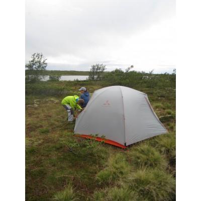 Imagen 1 de Anne sobre Slingfin - CrossBow 2 Mesh - Tienda de campaña 2 personas
