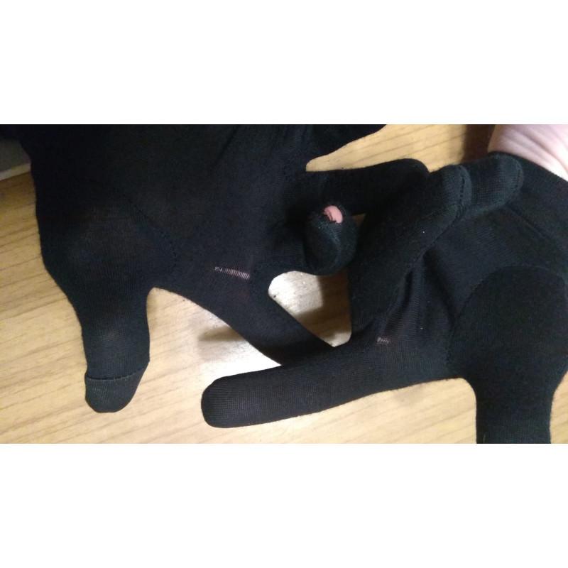 Imagen 1 de Marc sobre 2117 of Sweden - Unda Merino Glove 180 - Guantes
