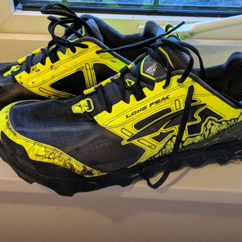 Imagen 1 de john sobre Altra - Lone Peak 4 - Zapatillas de trail running
