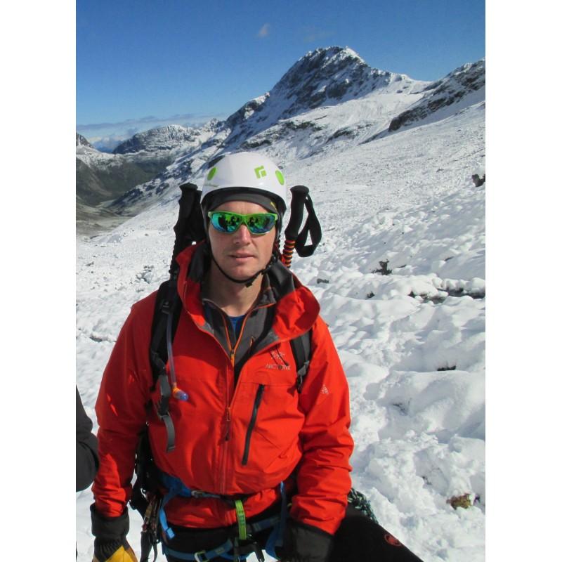 Imagen 1 de Florian sobre Arc'teryx - Alpha FL Jacket - Chaqueta impermeable