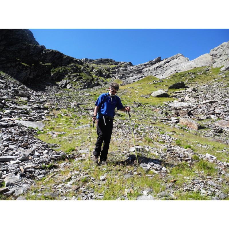 Imagen 1 de Christoph sobre Helinox - TL130 Adjustable - Bastones de trekking