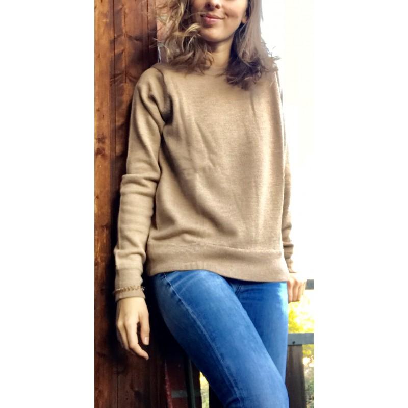Imagen 1 de Jasmin sobre Icebreaker - Women's Muster Crewe Sweater - Jerséis de lana merina