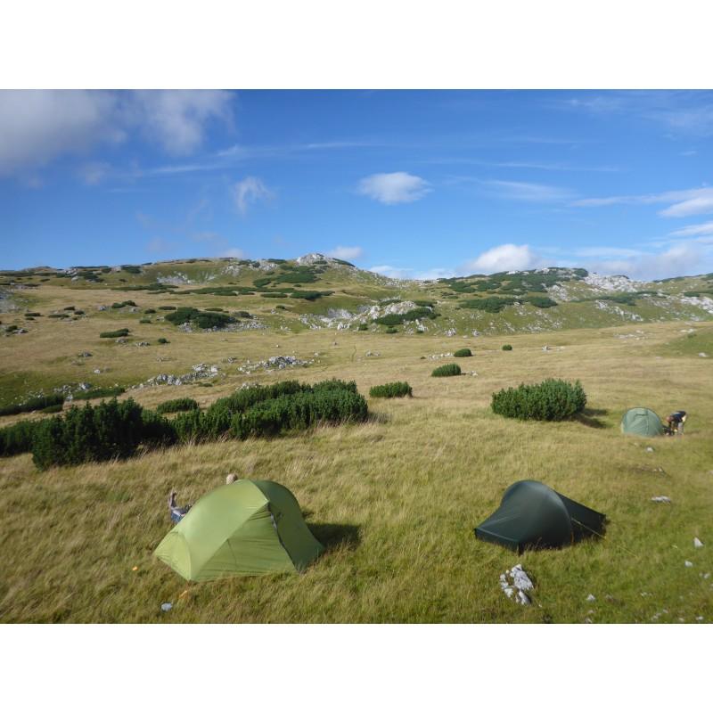 Imagen 3 de Thomas sobre Nordisk - Telemark 1 LW - Tienda de campaña 1 persona
