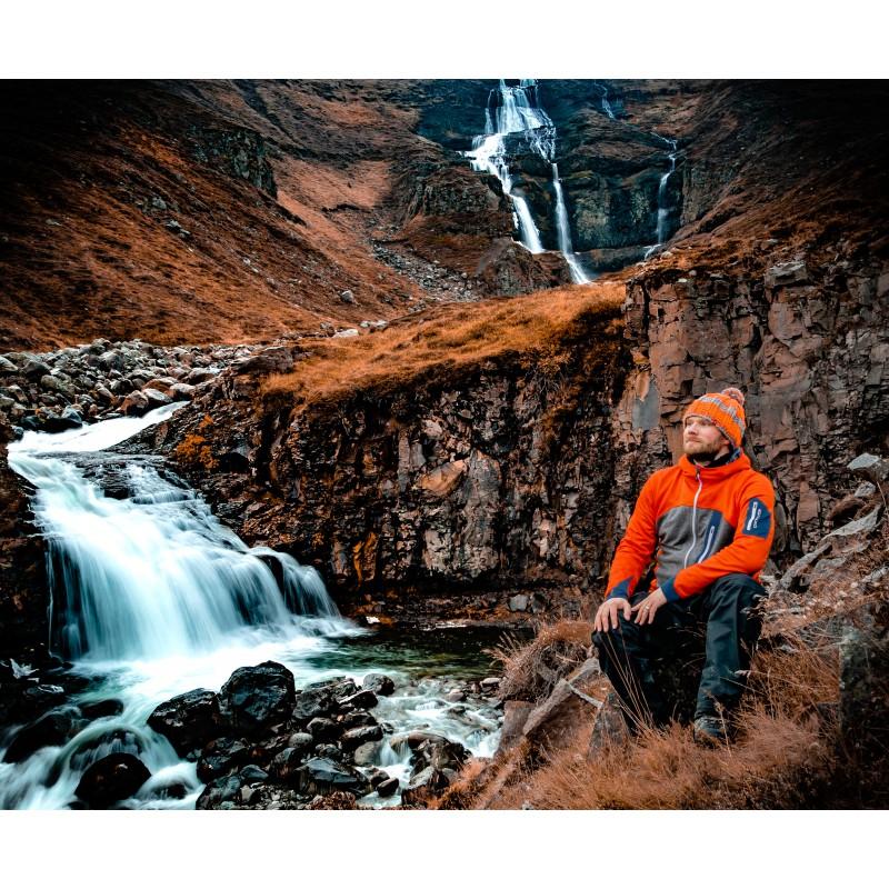 Imagen 1 de Dennis sobre Ortovox - Fleece Loden Hoody - Chaqueta de lana