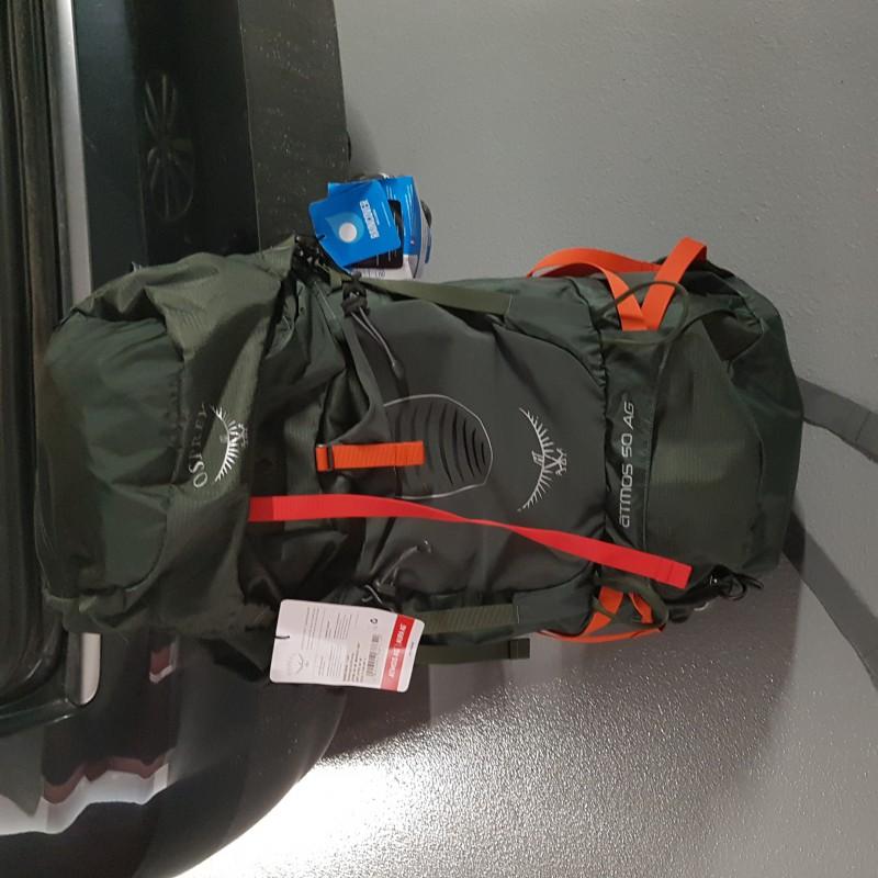 Imagen 2 de alex sobre Osprey - Atmos AG 50 - Mochila de travesía