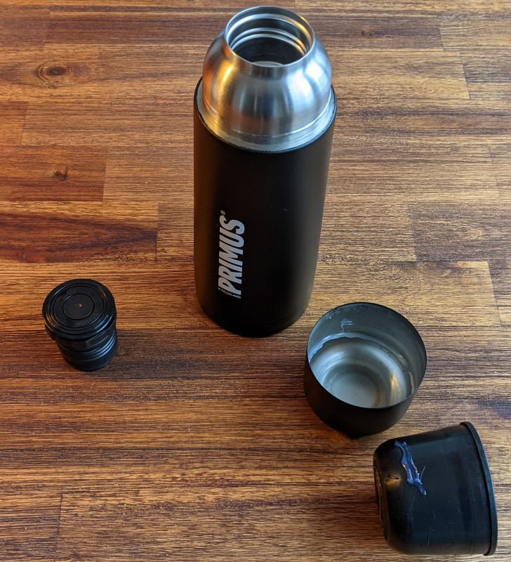 Imagen 2 de Andreas sobre Primus - Vacuum Bottle - Botella térmica