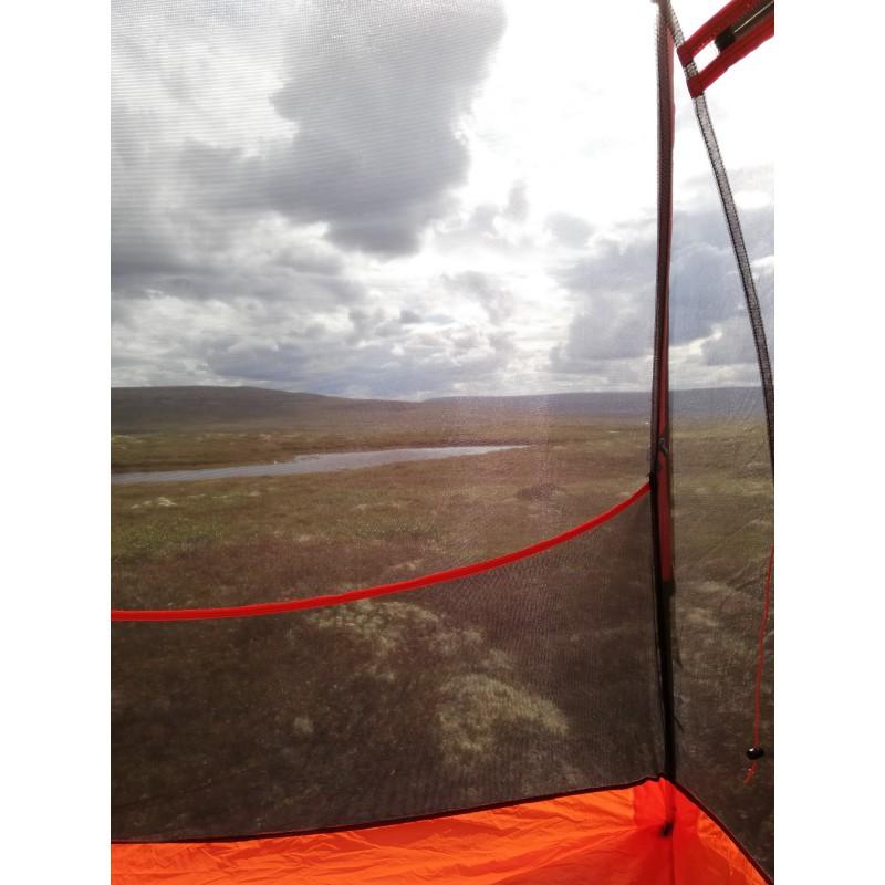 Imagen 2 de Anne sobre Slingfin - CrossBow 2 Mesh - Tienda de campaña 2 personas
